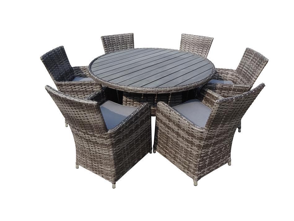 Oprindeligt Polyrattan havemøbler - Gode priser på polyrattan havemøbler - Fri DY01